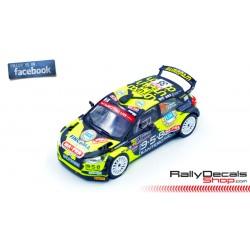 Hyundai i20 R5 - Andrea Nucita - Rally MonteCarlo 2020