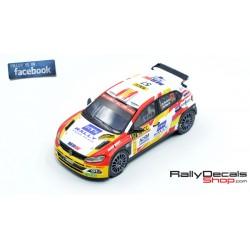 VW Polo R5 - Nil Solans - Rally Catanlunya 2019