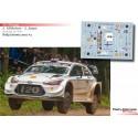 Andreas Mikkelsen - Hyundai i20 WRC - Rally Estonia 2019