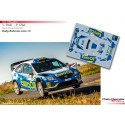 Václav Pech - Ford Focus WRC - Rally Bohemia 2020