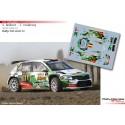 Sebástien Bedoret - Skoda Fabia R5 - Rally TAC 2018