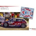 Miguel Nunes - Skoda Fabia R5 Evo - Rally Madeira 2020