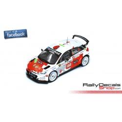 Hyundai i20 R5 - Dani Sordo - Rally di Alba 2020
