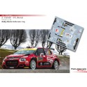 Eric Camilli - Citroen C3 R5 - Rally Monte Carlo 2021