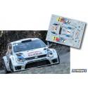 Jari-Matti Latvala - VW Polo R WRC - Rally Montecarlo 2014