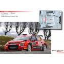 Nicolas Ciamin - Citroen C3 R5 - Rally Monte Carlo 2021