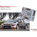 Yohan Rossel - Citroen C3 R5 - Rally Monte Carlo 2021