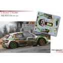 Cédric De Cecco - Skoda Fabia R5 Evo - Rally Monte Carlo 2021