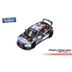 Hyundai i20 R5 - Iván Ares - Rally Ourense 2020