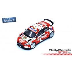 Hyundai i20 R5 - Craig Breen - Rally di Roma Capitale 2020