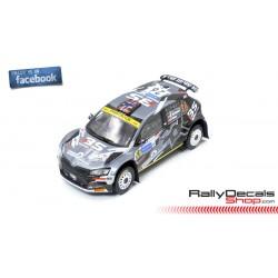 Skoda Fabia R5 Evo - Eyvind Brynildsen - Rally Estonia 2020