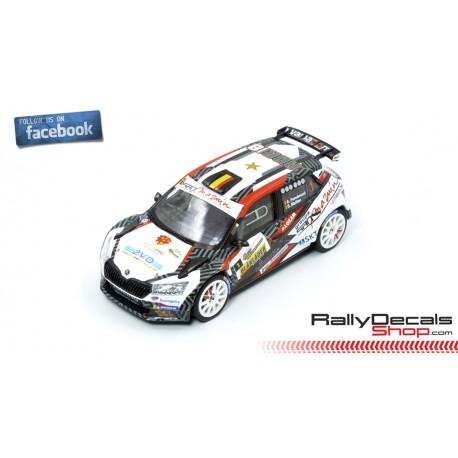 Skoda Fabia R5 Evo - Adrian Fernémont - Rally Haspengouw 2020