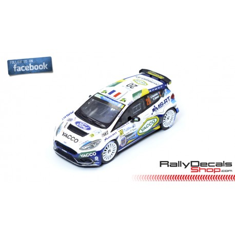 Ford Fiesta R5 MKII - Adrien Fourmaux - Rally Islas Canarias 2020