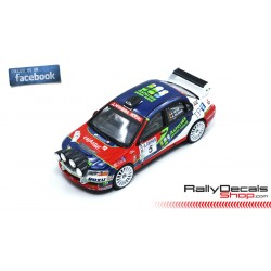 Mitsubishi Lancer EVO IX - Alberto Hevia - Rally Llanes 2008