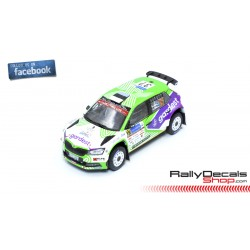 Skoda Fabia R5 Evo - Raul Jeets - Rally Estonia 2020