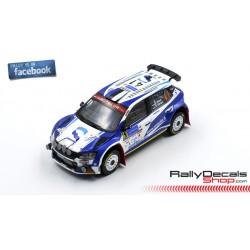 Skoda Fabia R5 Evo - Egon Kaur - Rally Estonia 2020