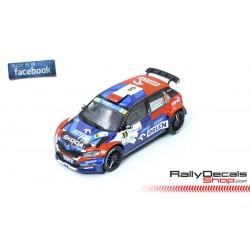 Skoda Fabia R5 Evo - Mikolak Marczyk - Rally Islas Canarias 2020
