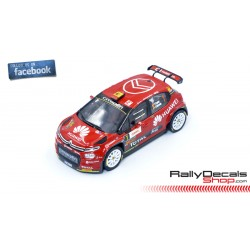 Citroen C3 R5 - Pepe López - Rally Ourense 2020