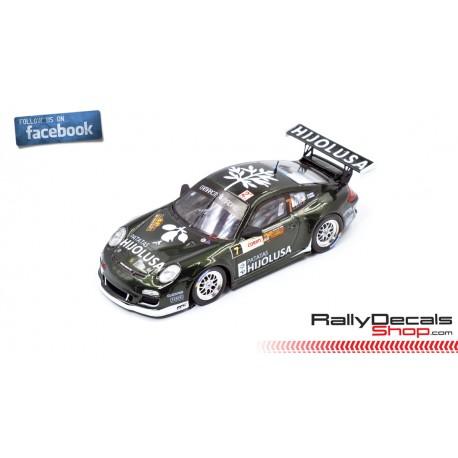 Porsche 997 GT3 - Sergio Vallejo - Rally Ourense 2020