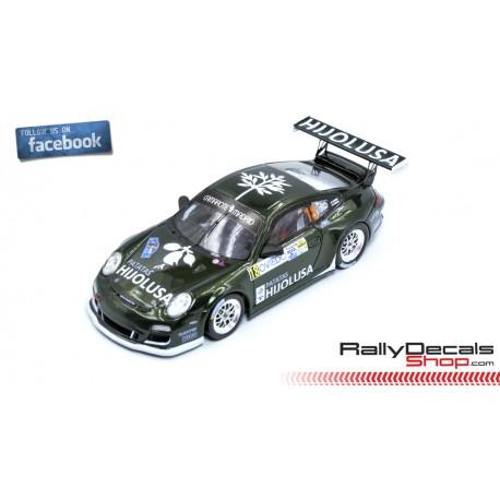 Porsche 997 GT3 - Sergio Vallejo - Rally Princesa Asturias 2020