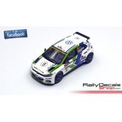 VW Polo R5 - Vincent Verschueren - Rally Condroz 2019