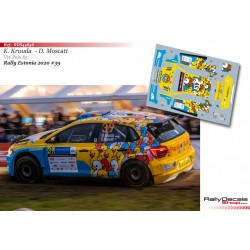 Karl Kruuda - VW Polo R5 - Rally Estonia 2020