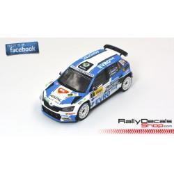 Skoda Fabia Rally 2 Evo - Jan Kopecky - Valasska Rally 2021