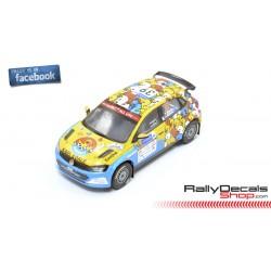 VW Polo R5 - Karl Kruuda - Rally Estonia 2020