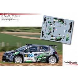 Eric Camilli - Citroen C3 Rally 2 - Rally Touquet 2021