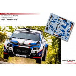 Pierre Roché - Citroen C3 Rally 2 - Rally Touquet 2021