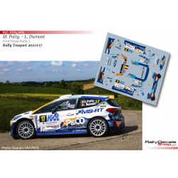 Maxime Potty - Ford Fiesta Rally 2 - Rally Touquet 2021