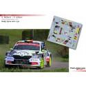 Sébastien Bedoret - Skoda Fabia Rally 2 Evo - Rally Ypres 2021