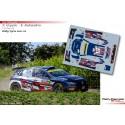 Nikolay Gryazin - VW Polo R5 - Rally Ypres 2021
