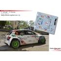 Fabio Andolfi - Skoda Fabia R5 - Rally di Roma Capitale 2021