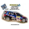Roman Kresta - Skoda Fabia S2000 - Rally Barum 2011