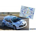 Andreas Aigner - Peugeot 207 S2000 - Rally Janner 2014
