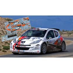 Vítor Sá - Peugeot 207 S2000 - Rali Porto Santo Line 2011