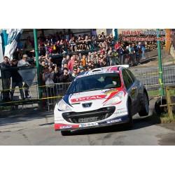 Bryan Bouffier - Peugeot 207 S2000 - Rally Barum 2011