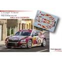 Nasser Al Attiyah - Skoda Fabia R5 - Rally Catalunya 2015