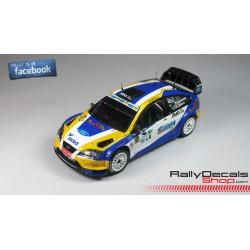 Karl Kruuda - Ford Fiesta S2000 - Karl Kruuda - Rally Finlandia 2014